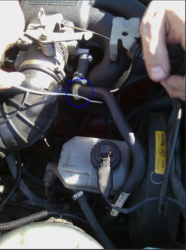 Simplifying vacuum lines - Intake and Exhaust - SpecE30 Community Forum